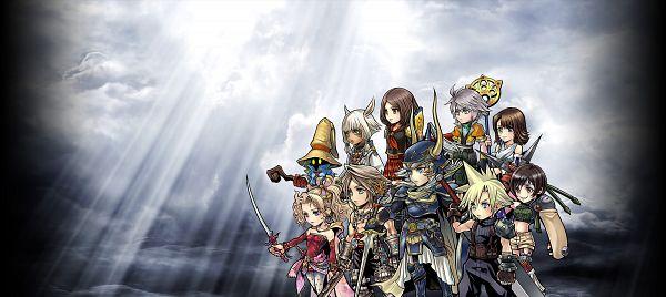Dissidia Final Fantasy: Opera Omnia - Team Ninja