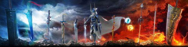 Dissidia Final Fantasy NT - Team Ninja