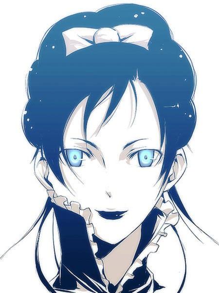 Tags: Anime, Blood+, Diva