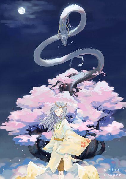 Tags: Anime, Pixiv Id 4618262, Sekiro: Shadows Die Twice, Divine Dragon, Chinese Dragon, Fanart From Pixiv, Pixiv, Fanart, Dragon Divine