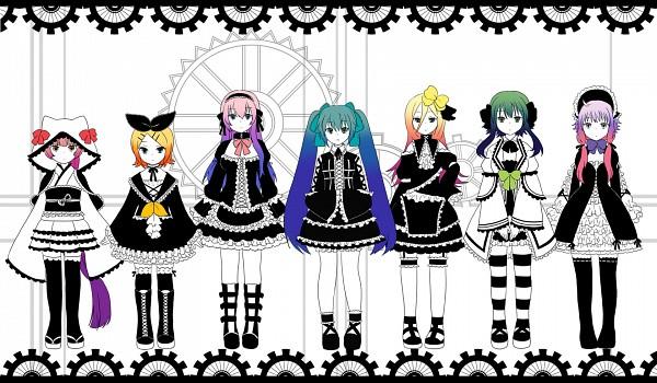 Division→Destruction (Division→Destruction Of Hatsune Miku)