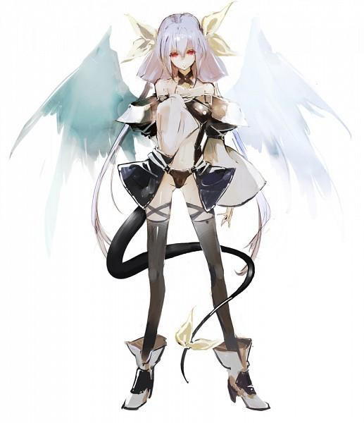 Tags: Anime, Banpai Akira, GUILTY GEAR, Dizzy (GUILTY GEAR), Fanart From Pixiv, Fanart, Pixiv