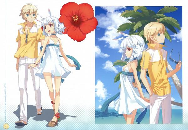 Tags: Anime, H2SO4, Blonde Blossom, Dj Max, Suee, Pixiv