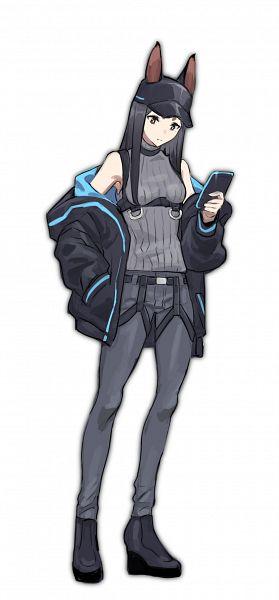 Tags: Anime, Pixiv Id 50456568, Arknights, Dobermann