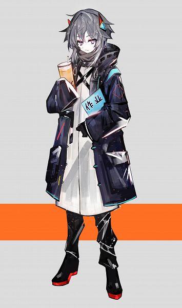 Tags: Anime, Moemoe3345, Arknights, Doctor (Arknights)