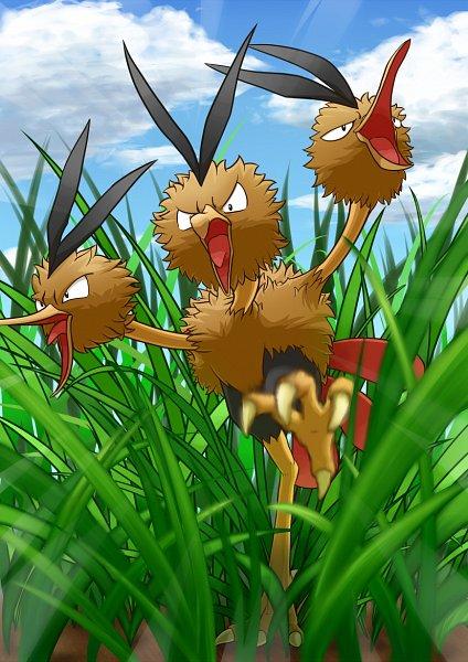 Dodrio - Pokémon