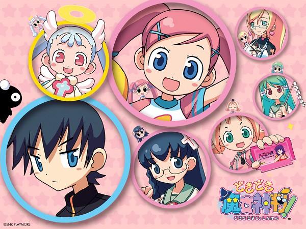 Tags: Anime, Doki Doki Majo Shinpan!, Akai Maho