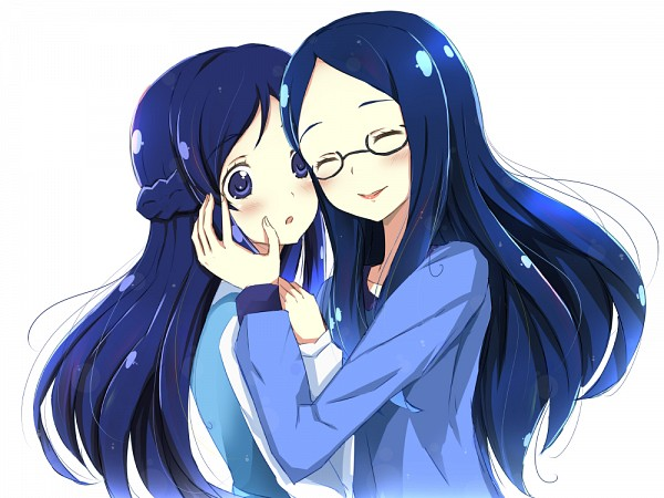 Tags: Anime, Rika (Kakera), Dokidoki! Precure, Hishikawa Rikka, Hishikawa Ryouko, Fanart, Fanart From Pixiv, Pixiv