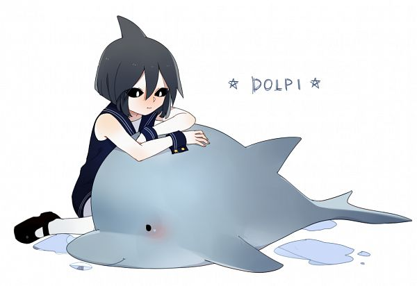 Tags: Anime, Pixiv Id 11739672, Oounabara to Wadanohara, Dolphi, Fanart From Pixiv, Pixiv, Fanart
