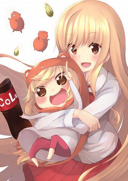 Tags: Anime, Pixiv Id 14287747, Himouto! Umaru-chan, Doma Umaru, PNG Conversion, Mobile Wallpaper