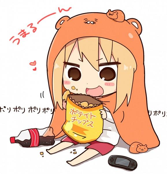 Tags: Anime, Miko (Pixiv857423), Himouto! Umaru-chan, Doma Umaru, Hamster