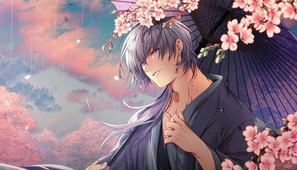 Tags: Anime, Domco, Facebook Cover, Pixiv, Original