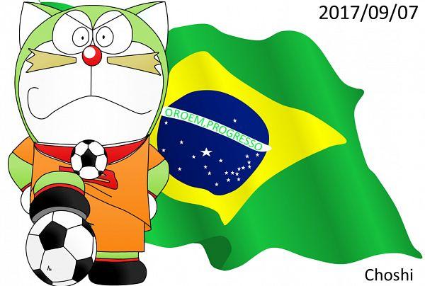 Dora-rinho - The Doraemons