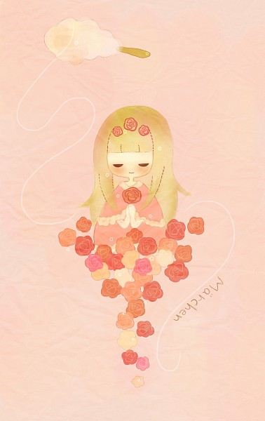 Tags: Anime, Ogakororomi, Sleeping Beauty, Dornröschen (Sound Horizon), Fanart, Märchen, Mobile Wallpaper, Pixiv, Sound Horizon, Rose Princess