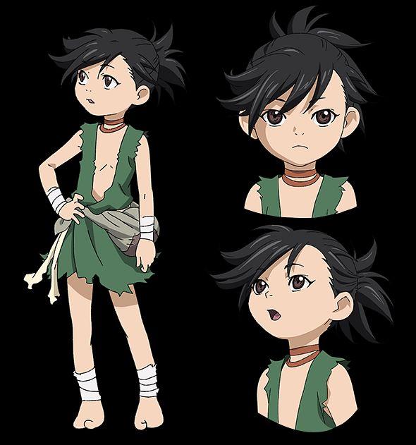 Dororo (Character) - Dororo (Manga)