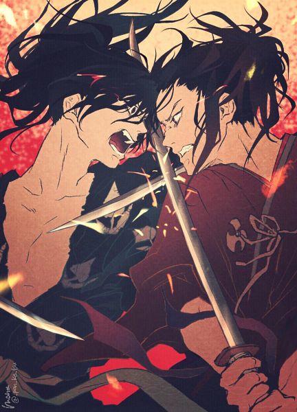 Tags: Anime, Pixiv Id 24889541, Dororo (Manga), Tahoumaru, Hyakkimaru (Dororo), Fanart From Pixiv, Pixiv, Fanart