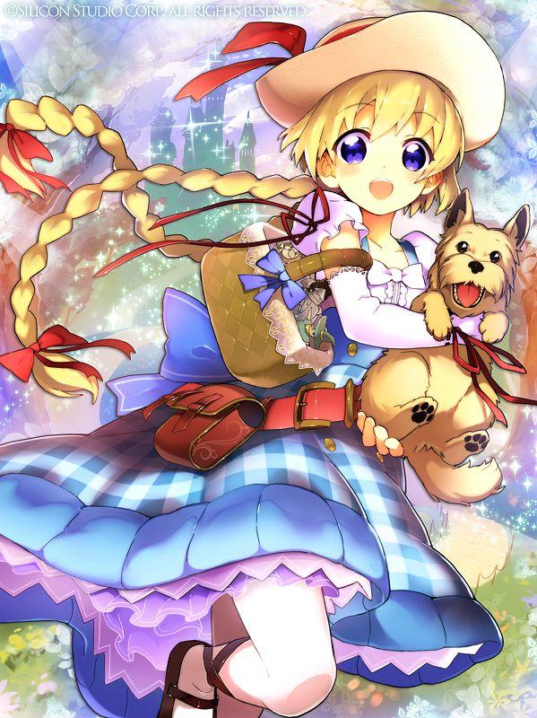 Dorothy (Gyakushuu No Fantasica) - Gyakushuu no Fantasica