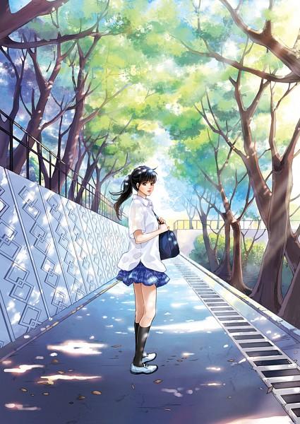 Tags: Anime, Dorris, Pixiv