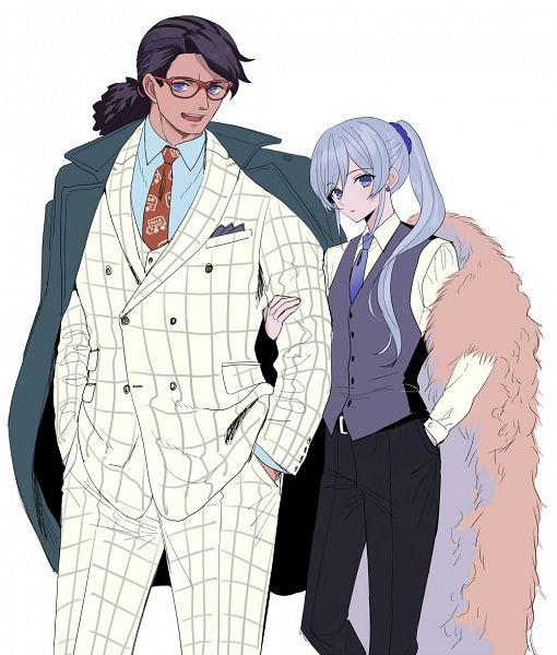Tags: Anime, Yuuki Rika, Double Decker! Doug & Kirill, Milla Vrubel, Derick Ross, Fanart, Fanart From Pixiv, Pixiv