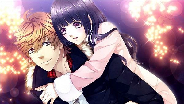 Tags: Anime, Sata (Artist), Double Score, Shinozawa Mai, Todaka Yousuke, CG Art