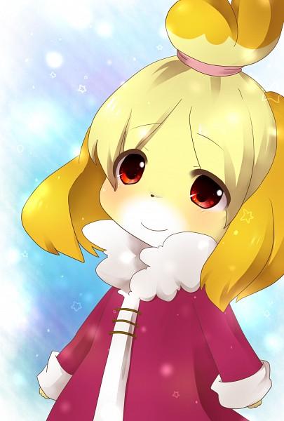 Tags: Anime, Doubutsu no Mori, Shizue (Doubutsu no Mori), Animal Crossing