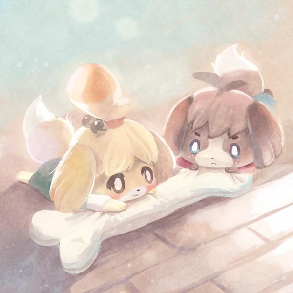 Tags: Anime, Pixiv Id 4521895, Doubutsu no Mori, Shizue (Doubutsu no Mori), Animal Crossing
