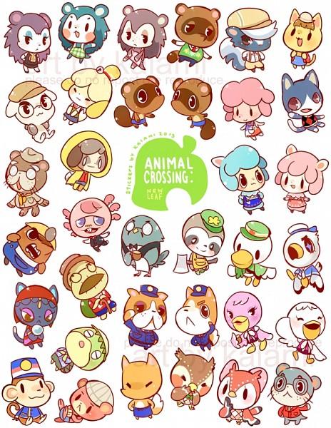 Doubutsu no Mori (Animal Crossing)