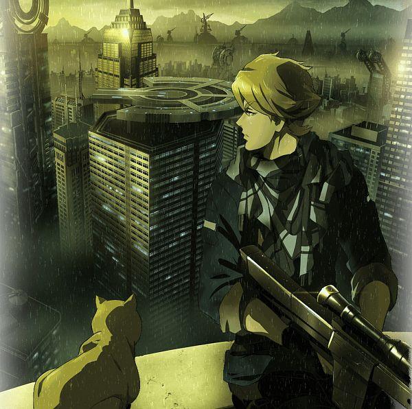Tags: Anime, Ebata Risa, SATELIGHT, Juushinki Pandora, Doug Horvat, Official Art