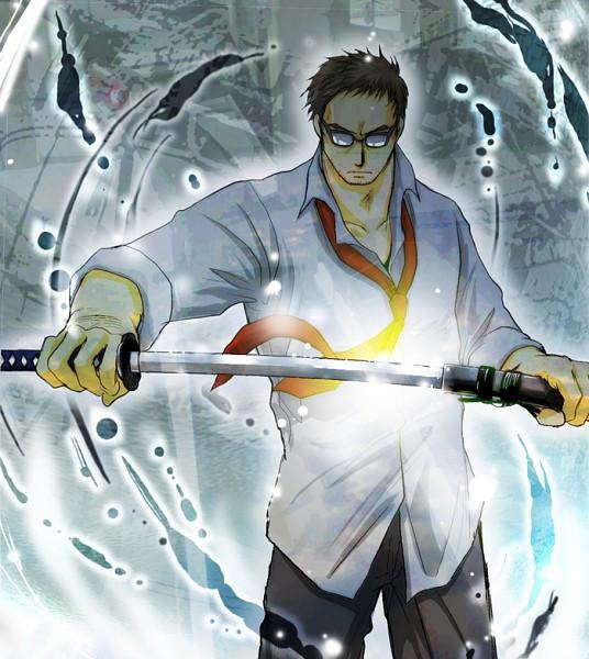 Tags: Anime, Shin Megami Tensei: PERSONA 4, Doujima Ryoutarou