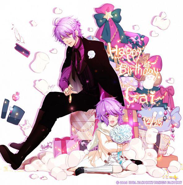Doumyouji Gai - Glass Heart Princess
