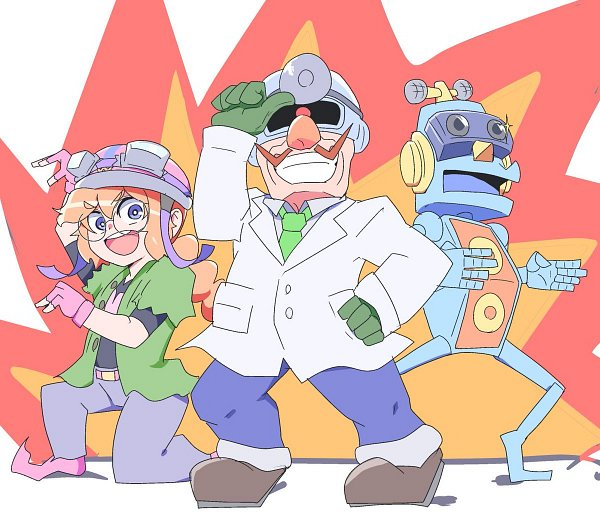 Dr. Crygor - Warioware