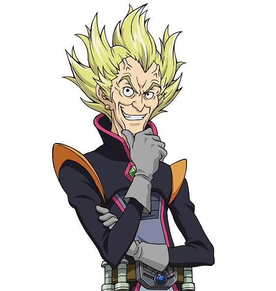 Dr. Faker - Yu-Gi-Oh! ZEXAL