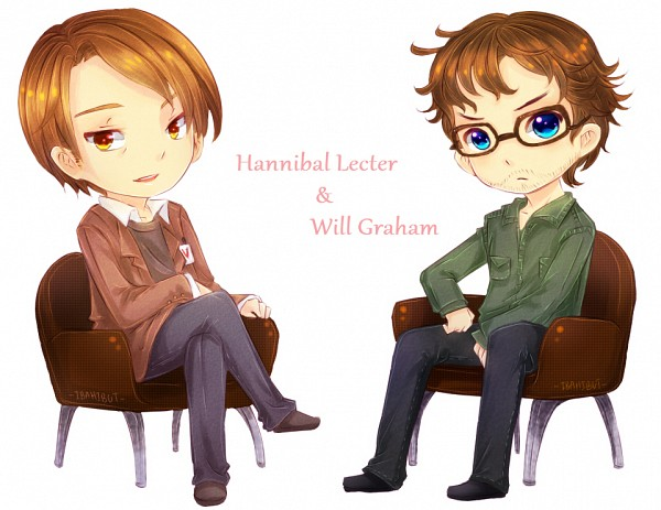 Dr. Hannibal Lecter - Hannibal (TV Series)