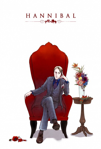 Tags: Anime, Pixiv Id 6083736, Hannibal (TV Series), Dr. Hannibal Lecter, Pixiv