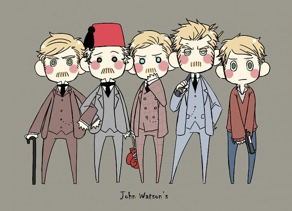 Dr. John Watson - Sherlock Holmes
