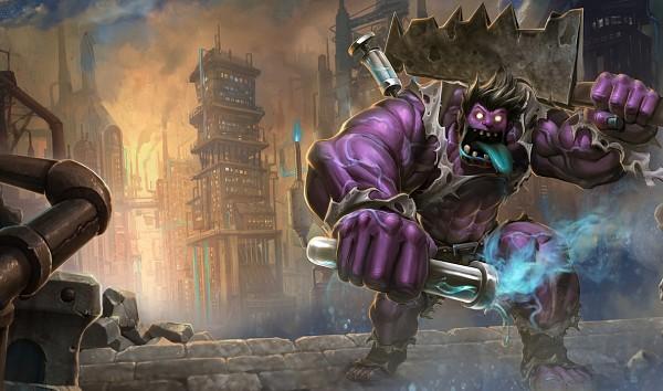 Dr. Mundo - League of Legends