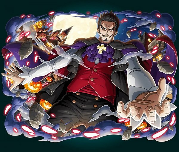 Tags: Anime, ONE PIECE, ONE PIECE: Treasure Cruise, Dracule Mihawk, Official Art