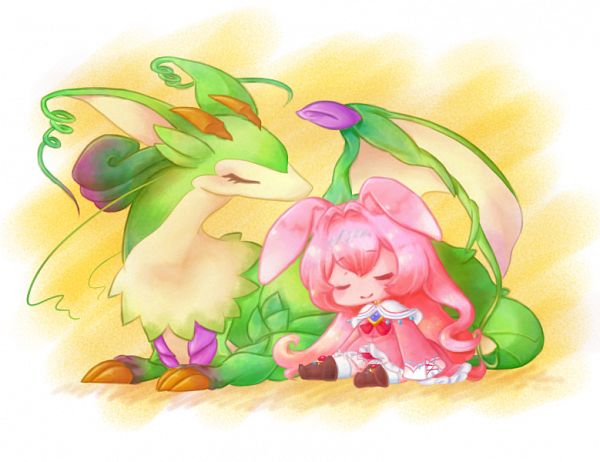 Tags: Anime, Pixiv Id 2823592, Dragalia Lost, Melsa, Sylvia (Dragalia Lost)