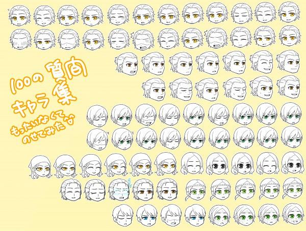 Tags: Anime, Pixiv Id 4067222, Dragon Age 2, Dragon Age, Merrill, Bethany Hawke, Anders (Dragon Age 2), Fenris, Varric Tethras, Carver Hawke, Isabella (Dragon Age 2), Aveline Vallen, Fanart