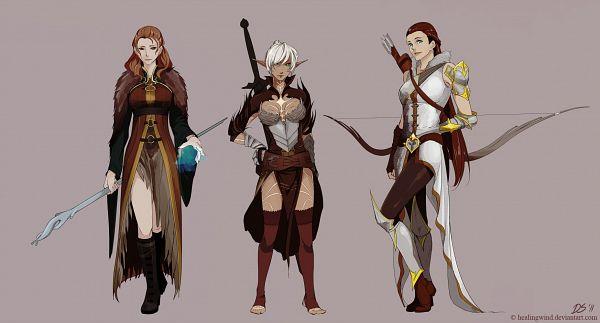 Dragon Age 2 - Dragon Age