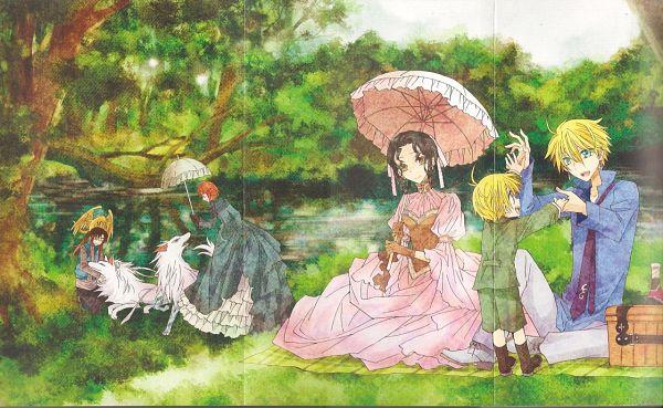 Tags: Anime, Ohkami Mineko, Dragon Knights, Crewger (Dragon Knights), Cernozura (Dragon Knights), Raseleane (Dragon Knights), Ruwalk (Dragon Knights), Lykouleon (Dragon Knights), Illuser (Dragon Knights), Natasu (Dragon Knights)