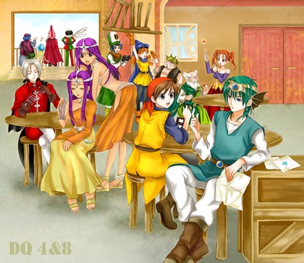 Tags: Anime, Angelo (Final Fantasy VIII), Nintendo DS