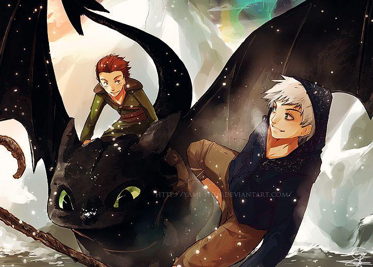 Dragon Riding - Dragon