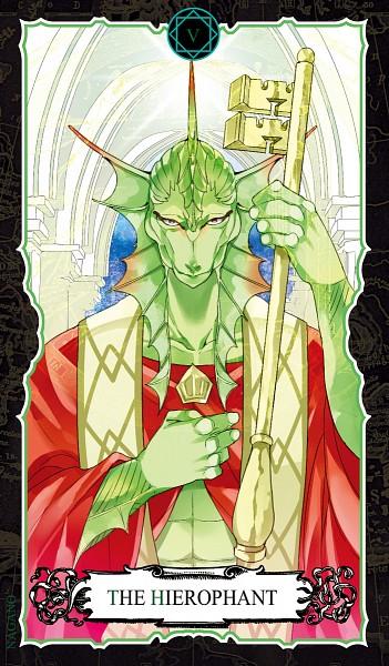Drakon - MAGI: The Labyrinth of Magic