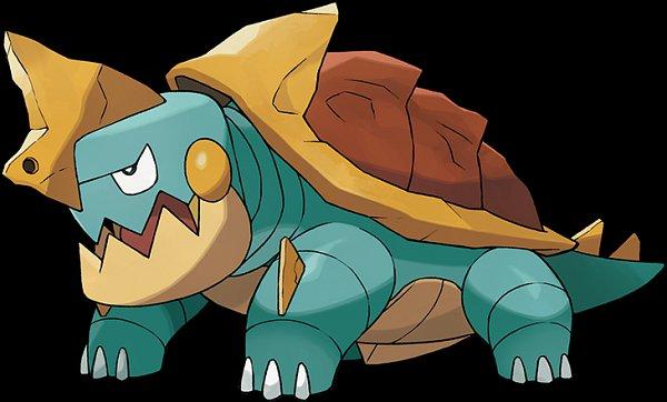 Tags: Anime, GAME FREAK, Pokémon Sword & Shield, Pokémon, Drednaw, Cover Image, Official Art