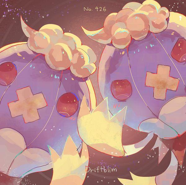 Tags: Anime, Pixiv Id 635157, Pokémon, Drifblim