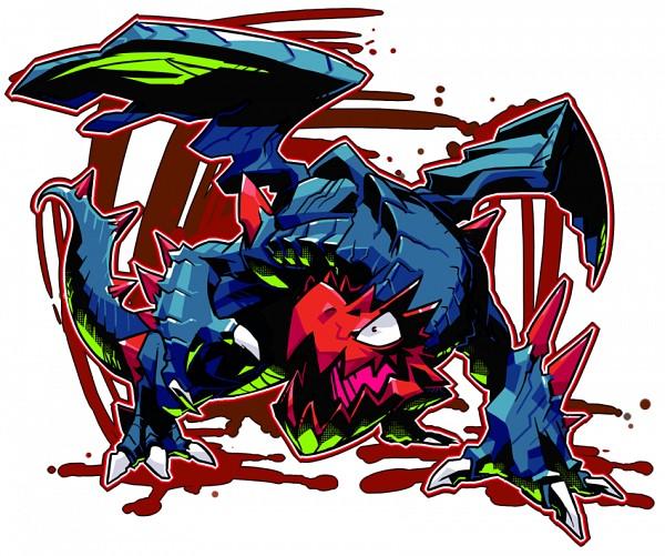 Druddigon - Pokémon