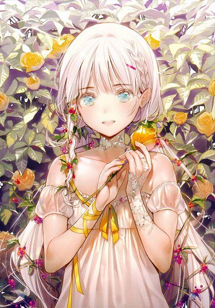 Tags: Anime, Ds Mairu, Rainbow Note, Original, Scan, Comic Market 91