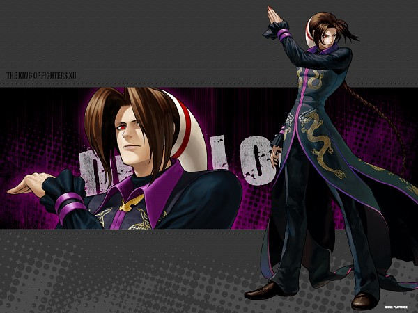 Tags: Anime, SNK, The King of Fighters, Duo Lon, Wallpaper