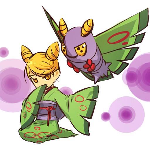 Dustox - Pokémon